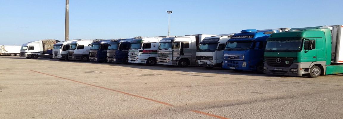 משאיות משומשות